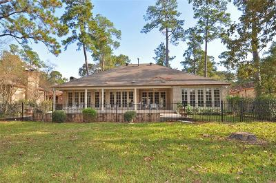 Kingwood Single Family Home For Sale: 3206 Deep River Court