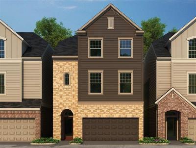 Houston Single Family Home For Sale: 2003 Tarfite