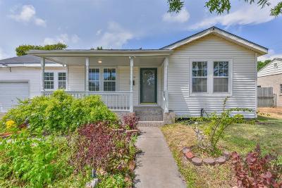 Single Family Home For Sale: 5312 Avenue O