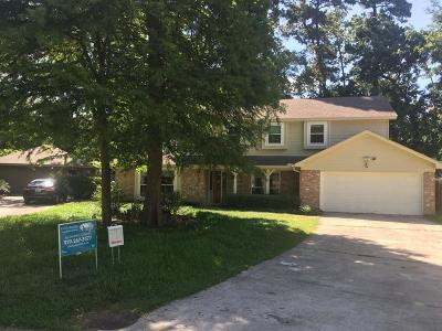 The Woodlands TX Single Family Home For Sale: $1,690