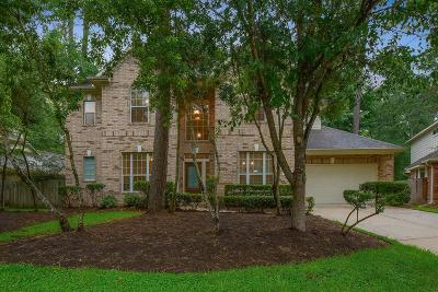 The Woodlands Single Family Home For Sale: 10 Filigree Pines Place