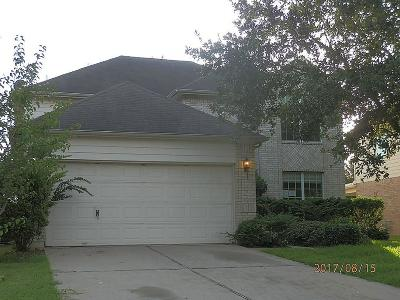 Katy Single Family Home For Sale: 4923 Barstow Bend Lane