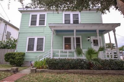 Galveston Rental For Rent: 1301 14th Unit 1 Street