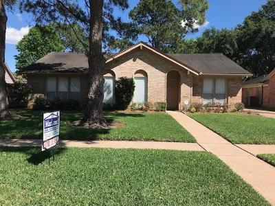 Harris County Rental For Rent: 21219 Park Tree Lane