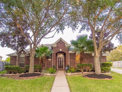Missouri City Single Family Home For Sale: 1702 Palmera Court