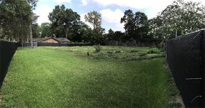 Houston Residential Lots & Land For Sale: 11118 Capri Street