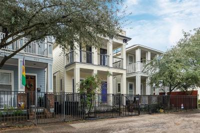 Harris County Single Family Home For Sale: 110 E 27th Street #B