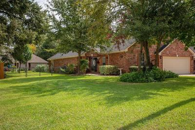 Willis Single Family Home For Sale: 12402 Lyra Drive