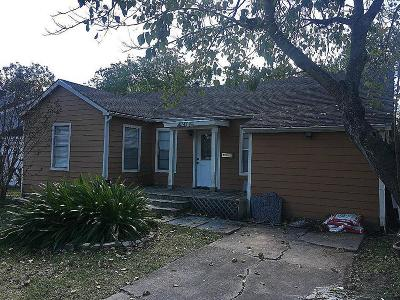 Bellaire Single Family Home For Sale: 4305 Dorothy Street