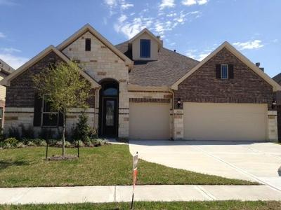 Deer Park Single Family Home For Sale: 3701 White Wing Ln