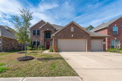 Baytown Single Family Home For Sale: 146 Persimmon Drive