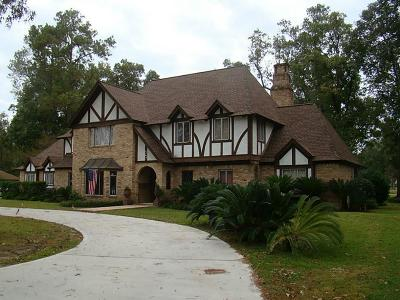 Conroe Single Family Home For Sale: 547 River Plantation