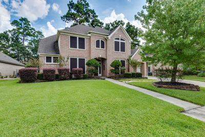 Humble Single Family Home For Sale: 19006 Polo Meadow Drive