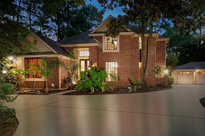 The Woodlands Single Family Home For Sale: 80 Indian Clover Drive
