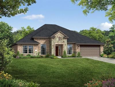 Single Family Home For Sale: 17710 Dawn Mill