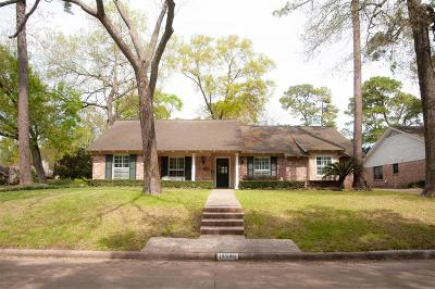 Houston Single Family Home For Sale: 14546 River Forest Drive