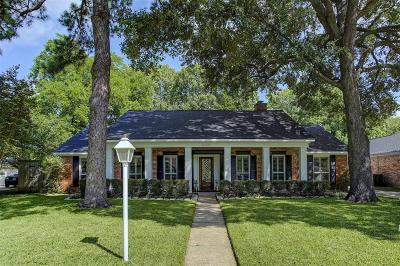 Houston Single Family Home For Sale: 2123 Rosefield Drive
