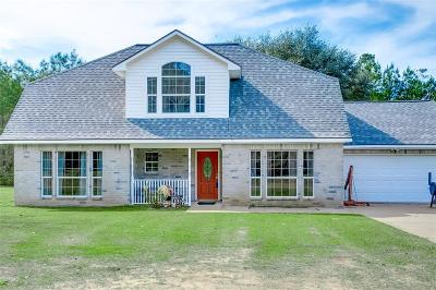 Montgomery Single Family Home For Sale: 14909 Pine Tree Road