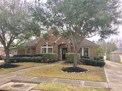 Katy Single Family Home For Sale: 3223 Logancrest Court