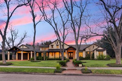 Sugar Land Single Family Home For Sale: 1810 Forest Gate Circle