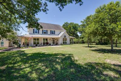 College Station Single Family Home For Sale: 5934 Wild Horse Run