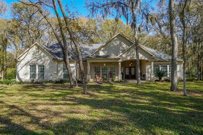 Fulshear Single Family Home For Sale: 32518 Waterworth Court