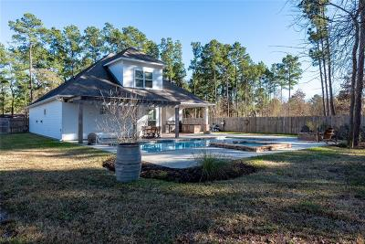 Magnolia Single Family Home For Sale: 34307 Conroe Huffsmith Road