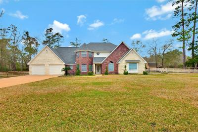 Stagecoach Single Family Home For Sale: 16103 Wagon Wheel Road
