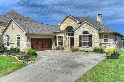 Tomball Single Family Home For Sale: 12212 Beckendorf Bend Lane