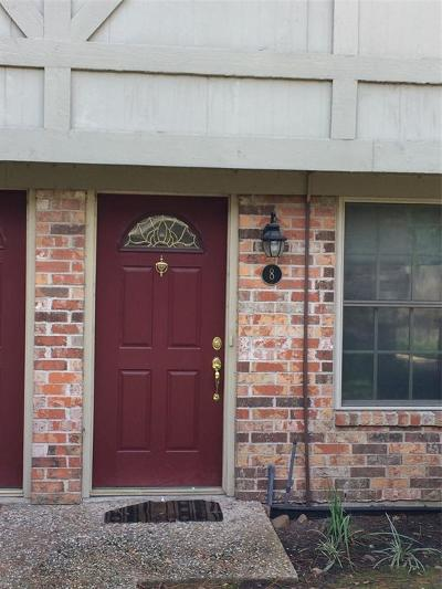 Houston TX Condo/Townhouse For Sale: $215,000