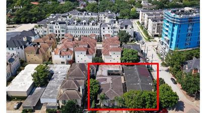 Houston Residential Lots & Land For Sale: 2406 Mimosa Drive