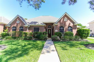 Pearland Single Family Home For Sale: 2411 Shelby Drive