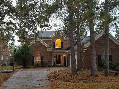 Humble Single Family Home For Sale: 19103 Dee Woods Drive