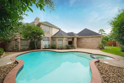Houston Single Family Home For Sale: 19307 Foxtree Lane