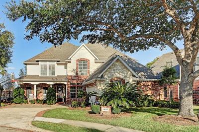 Sugar Land Single Family Home For Sale: 6018 Stratford Gardens