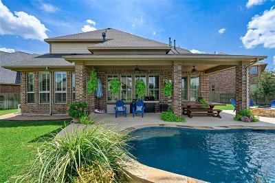 Katy Single Family Home Option Pending: 2707 Ember Pass Lane