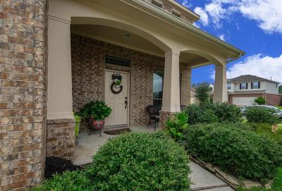 Tomball Single Family Home For Sale: 10031 Kendahlwood Lane