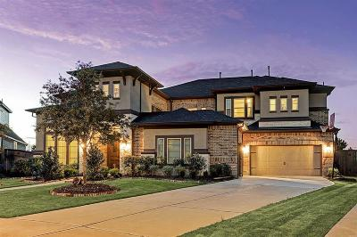 Fulshear Single Family Home For Sale: 5010 Quiet Falls Lane