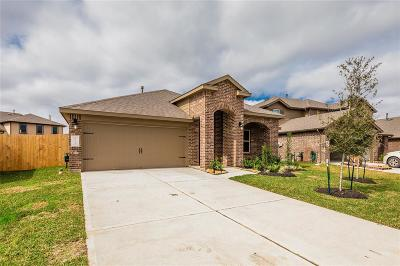 Richmond Single Family Home For Sale: 18219 Banfield Summit Court