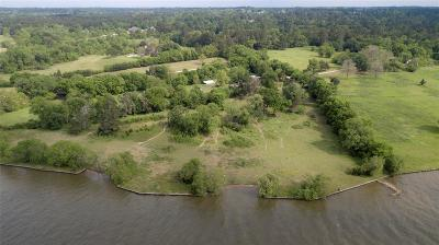 Conroe Farm & Ranch For Sale: 10236 Longmire Road