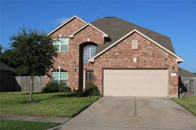Pearland Single Family Home For Sale: 1525 Meadow Wood Drive