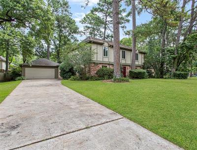 Single Family Home For Sale: 13450 Wiley Martin Drive
