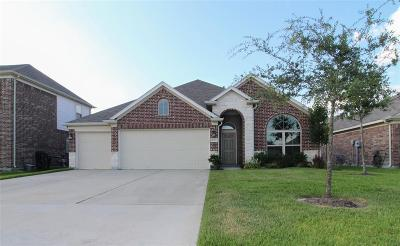 Conroe Single Family Home For Sale: 9921 Western Ridge Way