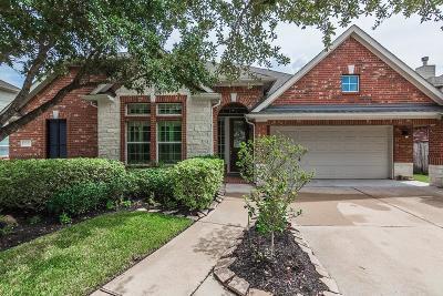 Katy Single Family Home For Sale: 2207 Fenton Rock Lane
