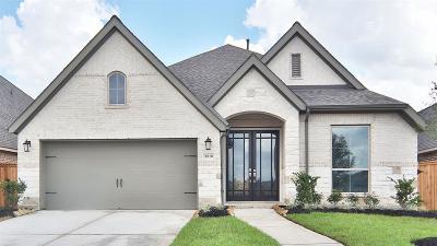 Missouri City Single Family Home For Sale: 8918 Emerald Cane Drive