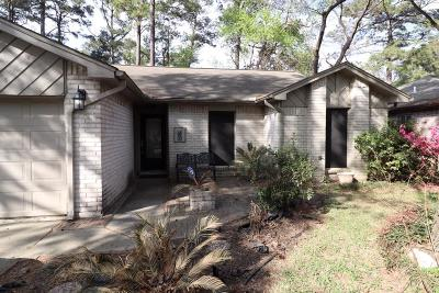 Spring Single Family Home For Sale: 3522 Acornrun Lane