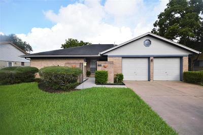 Pearland Single Family Home For Sale: 2320 Goodrich Street