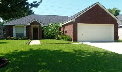 Pearland Single Family Home For Sale: 2714 S Peach Hollow Circle