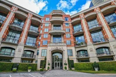 Houston TX Mid/High-Rise For Sale: $645,000