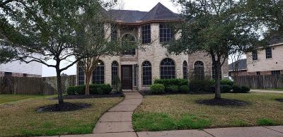 Single Family Home For Sale: 13808 Cove Landing Lane